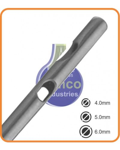 Liposuction Cannula Thread Fitting handle