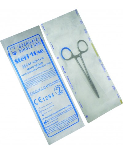 Mayo Hegar Needle Holder Straight 14.0cm