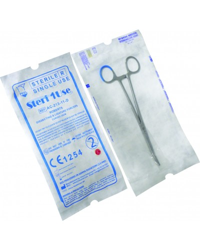 Robert Dissecting & Ligature Forceps Curved 22cm